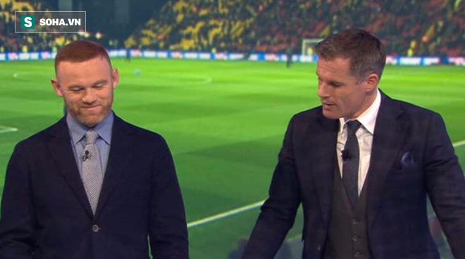 Đè bẹp huyền thoại Liverpool chỉ với 1 câu nói, Rooney làm nức lòng CĐV Man United - Ảnh 1.