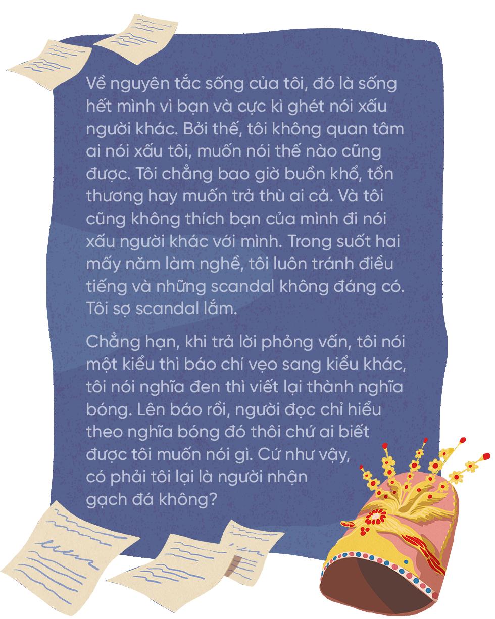 Vân Dung: Chao đảo vì trò nghịch của Đạo diễn Đỗ Thanh Hải - Ảnh 20.