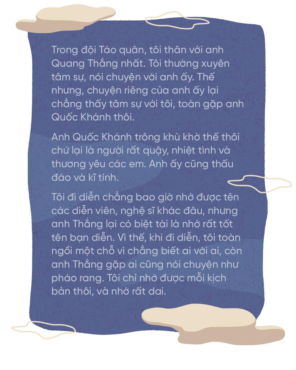 Vân Dung: Chao đảo vì trò nghịch của Đạo diễn Đỗ Thanh Hải - Ảnh 12.