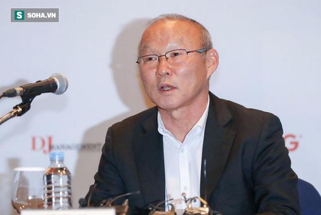 Trước báo chí Hàn Quốc, HLV Park Hang-seo tiết lộ về người hùng giấu mặt của U23 Việt Nam - Ảnh 1.