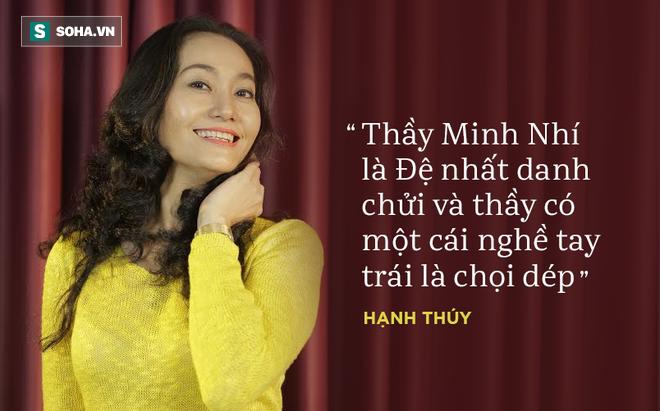 Nghệ sĩ Minh Nhí bị học trò nói xấu là đệ nhất danh chửi - Ảnh 4.