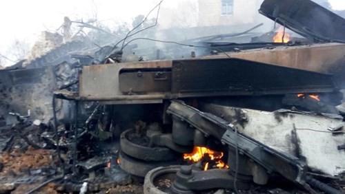 Tại sao xe tăng Abrams và Leopard-2 thất thủ trước ATGM của Liên Xô, Nga - Ảnh 2.