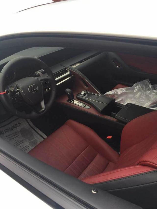 Lexus LC 500h thứ hai xuất hiện tại Việt Nam, giá bán lên tới 5 tỷ đồng - Ảnh 5.