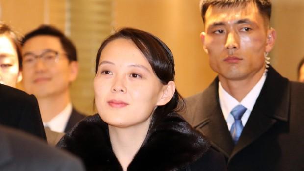 Tiết lộ điều đặc biệt về Ivanka Triều Tiên - bộ não đằng sau lãnh đạo Kim Jong Un - Ảnh 1.