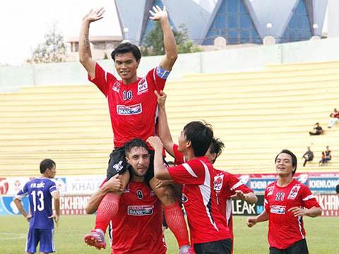 Tài Em lo khi lần đầu làm HLV trưởng dự V-League - Ảnh 1.