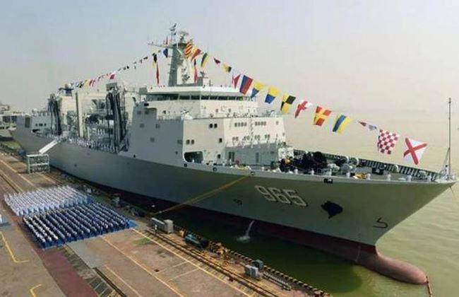 """Nuôi mộng """"siêu cường"""", Trung Quốc quyết xây dựng cụm tác chiến tàu sân bay - Ảnh 1."""