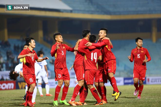"""""""Xe buýt"""" của U23 Việt Nam sẽ phải chào thua… bức tường di động của Iraq? - Ảnh 2."""