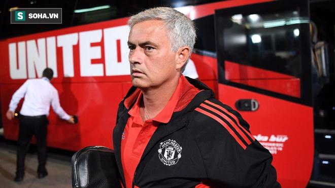 Mourinho: Em sai rồi, ngàn lần sai rồi, bác Park ơi! - Ảnh 1.