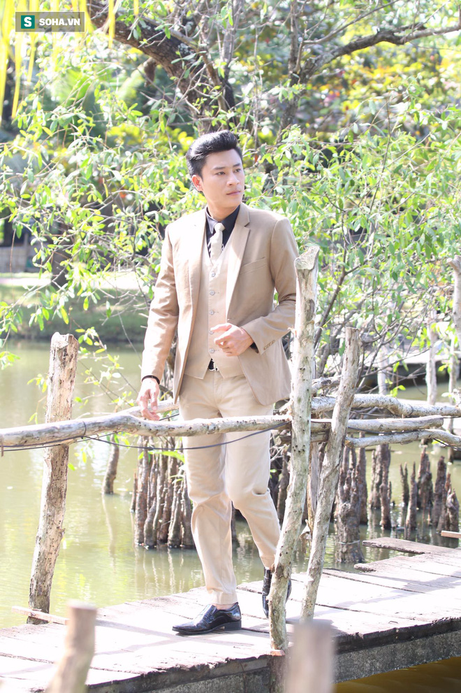 Chuyện về chàng diễn viên hiếm có nhất nhì showbiz Việt: Tôi sống thật quá! - Ảnh 2.