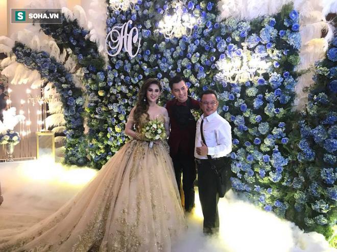 [CẬP NHẬT] Sao Việt bắt đầu xuất hiện tại đám cưới Lâm Khánh Chi với chồng kém 8 tuổi - Ảnh 4.