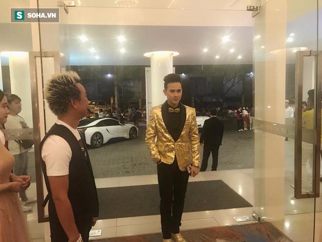 Hàng loạt sao Việt xuất hiện tại đám cưới Lâm Khánh Chi với chồng kém 8 tuổi - Ảnh 6.