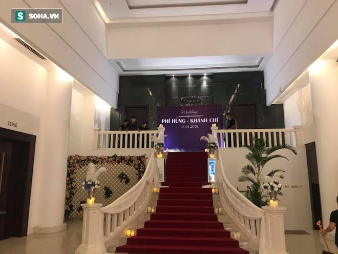 [CẬP NHẬT] Sao Việt bắt đầu xuất hiện tại đám cưới Lâm Khánh Chi với chồng kém 8 tuổi - Ảnh 17.