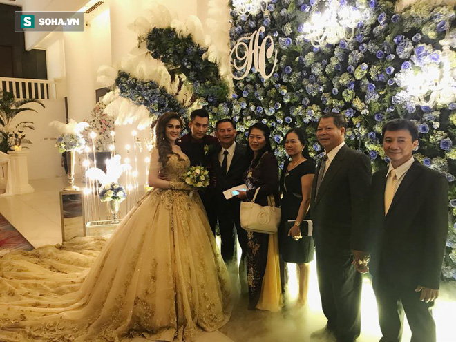 [CẬP NHẬT] Sao Việt bắt đầu xuất hiện tại đám cưới Lâm Khánh Chi với chồng kém 8 tuổi - Ảnh 6.