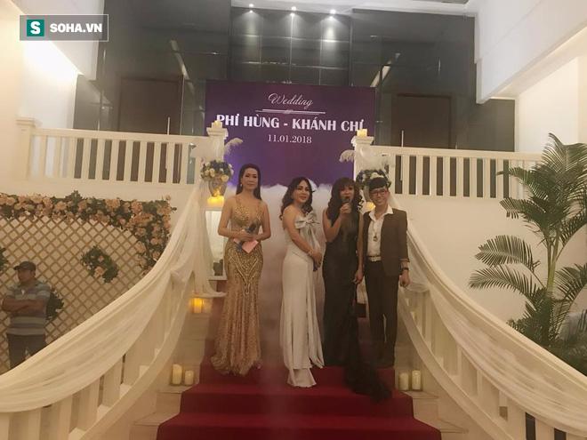 Hàng loạt sao Việt xuất hiện tại đám cưới Lâm Khánh Chi với chồng kém 8 tuổi - Ảnh 7.