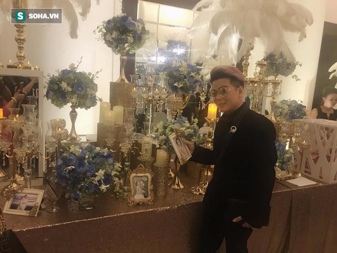 Hàng loạt sao Việt xuất hiện tại đám cưới Lâm Khánh Chi với chồng kém 8 tuổi - Ảnh 3.
