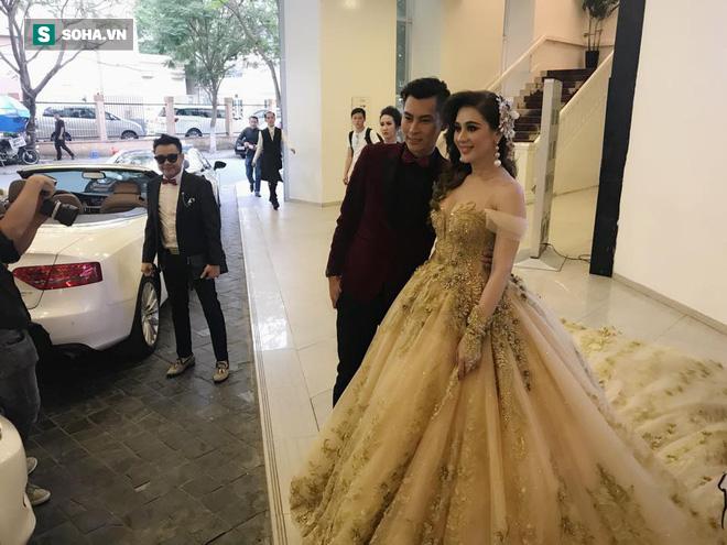[CẬP NHẬT] Sao Việt bắt đầu xuất hiện tại đám cưới Lâm Khánh Chi với chồng kém 8 tuổi - Ảnh 12.