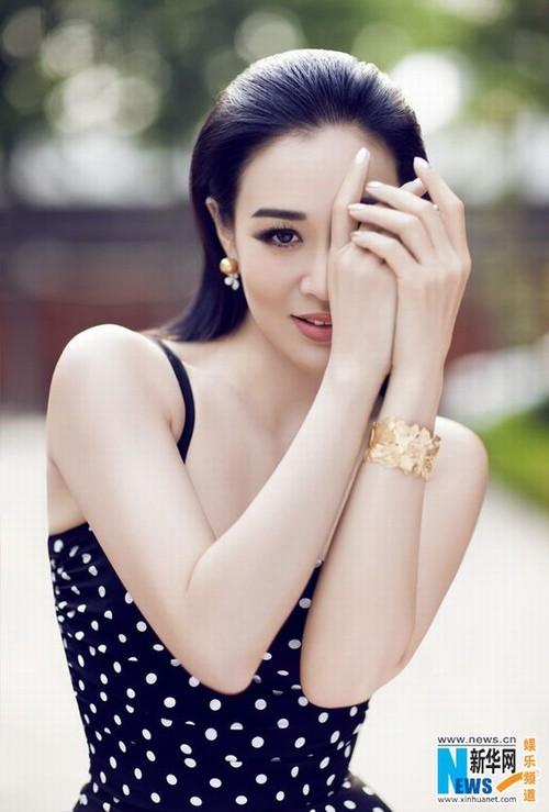 Nữ thần gợi cảm gốc Việt Chung Lệ Đề và những mối tình tốn giấy mực - Ảnh 1.