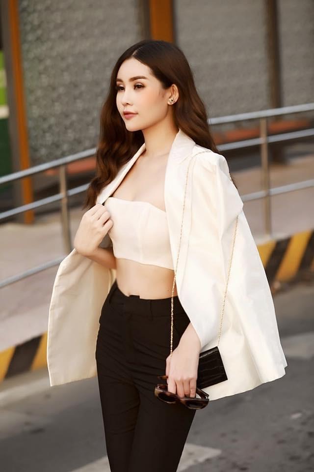 Lê Âu Ngân Anh: Sau những lời chê bai, miệt thị là hoa hậu Việt duy nhất catwalk tại Oscar - Ảnh 1.