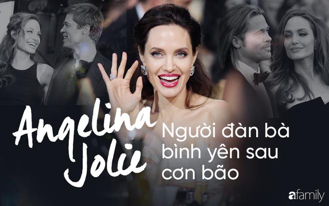 Sau hơn 1 năm từ bỏ người đàn ông từng yêu nồng say suốt cả thập kỷ, Angelina Jolie đang sống thế nào? - Ảnh 1.