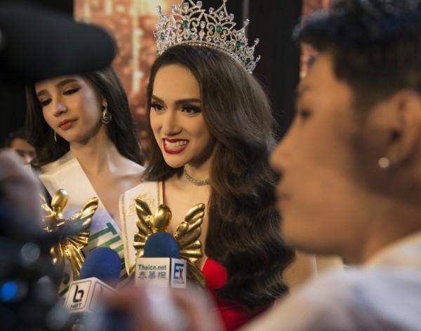Nghệ sĩ Trung Dân chúc mừng hoa hậu Hương Giang: 'Bạn đáng được tôn trọng' - Ảnh 6.
