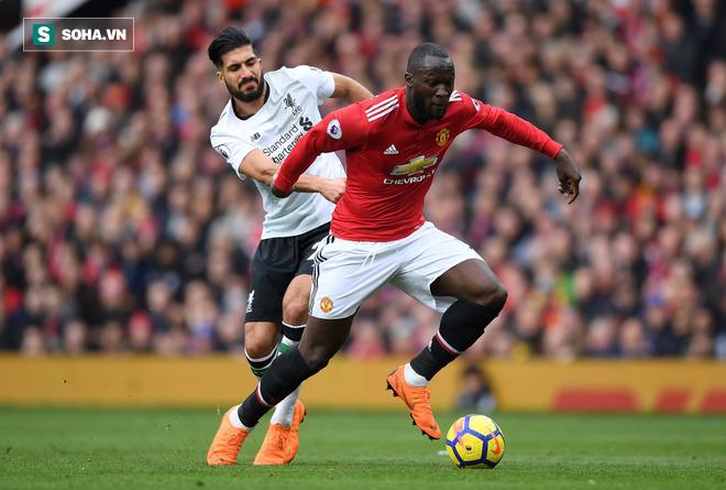 Pogba biến mất, Eric Bailly phản lưới nhà, Man United vẫn làm gỏi Liverpool gọn ơ - Ảnh 2.
