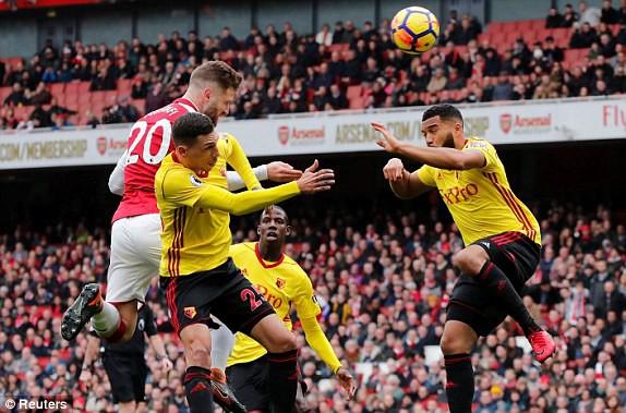 Tin buồn cho Anti-fan của HLV Wenger: Arsenal lại đại thắng! - Ảnh 8.