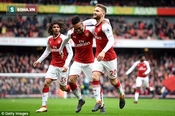 Tin buồn cho Anti-fan của HLV Wenger: Arsenal lại đại thắng! - Ảnh 1.
