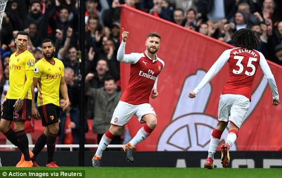 Tin buồn cho Anti-fan của HLV Wenger: Arsenal lại đại thắng! - Ảnh 5.