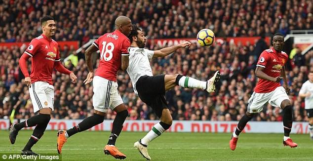 Còn ai dám chê Mourinho ở các trận đại chiến - Ảnh 1.