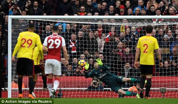 Tin buồn cho Anti-fan của HLV Wenger: Arsenal lại đại thắng! - Ảnh 3.