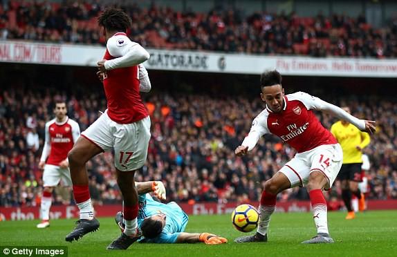 Tin buồn cho Anti-fan của HLV Wenger: Arsenal lại đại thắng! - Ảnh 10.