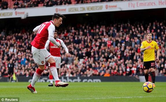 Tin buồn cho Anti-fan của HLV Wenger: Arsenal lại đại thắng! - Ảnh 11.