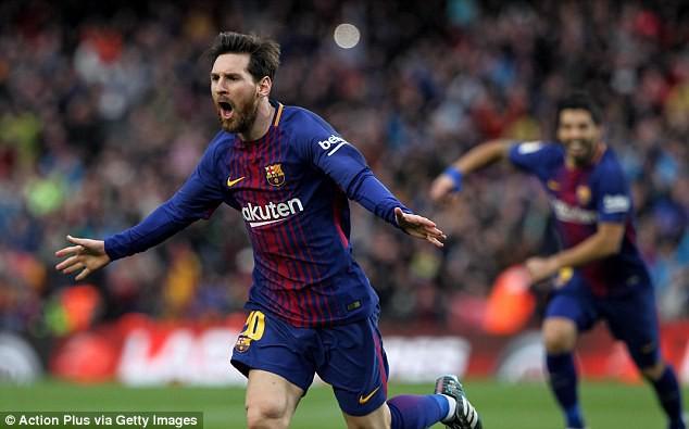 Messi phấn khích khi con trai thứ 3 chào đời - Ảnh 2.