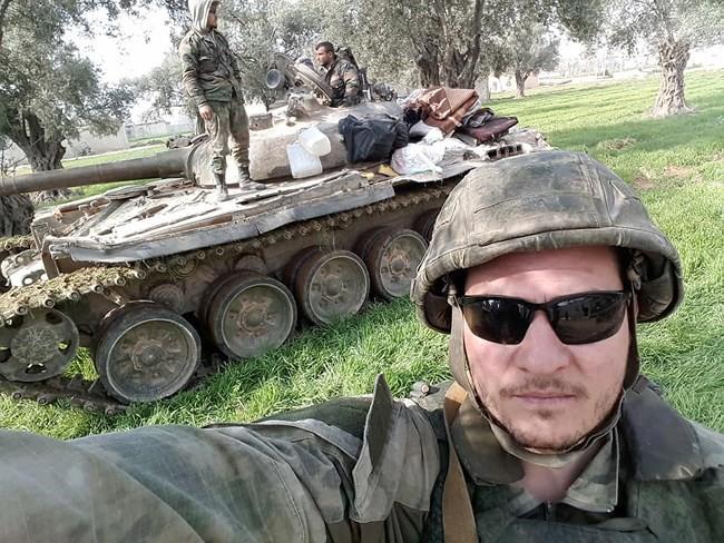 """""""Hổ Syria"""" xung trận chiếm thị trấn chiến lược ở Đông Ghouta sau hai ngày giao chiến sinh tử - Ảnh 1."""