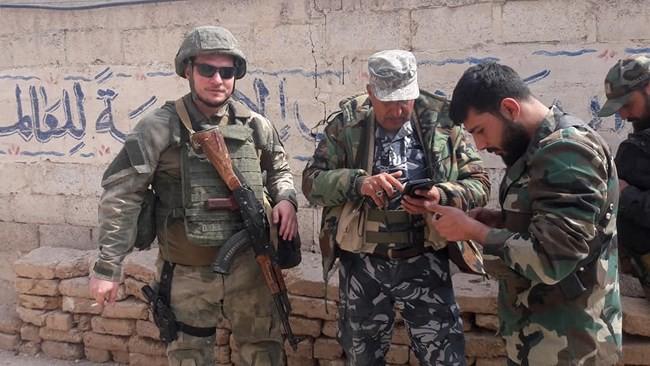 """""""Hổ Syria"""" xung trận chiếm thị trấn chiến lược ở Đông Ghouta sau hai ngày giao chiến sinh tử - Ảnh 3."""