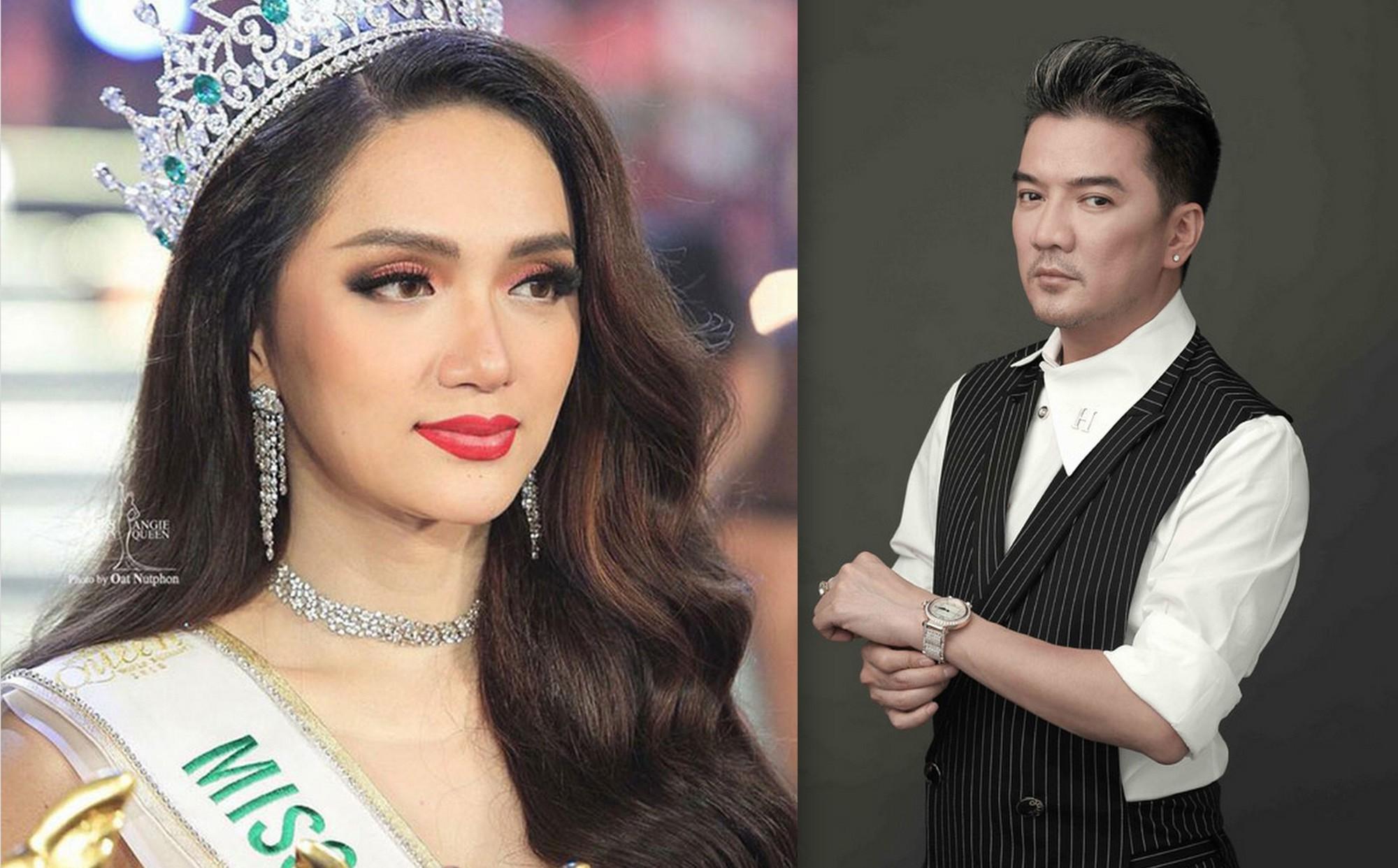 Hương Giang khẳng định điều này với Mr Đàm sau khi đăng quang Hoa hậu Chuyển giới Quốc tế