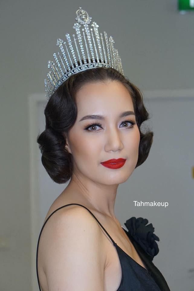 Gia thế khủng của Hoa hậu bỏ showbiz làm cơ trưởng khiến MC Kỳ Duyên kính nể  - Ảnh 3.
