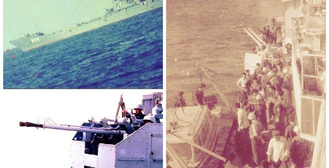 Báo cáo giải mật của CIA về Trường Sa 1988: TQ triển khai hải quân với quy mô chưa từng thấy - Ảnh 1.