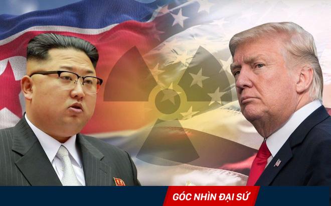 2 ông Donald Trump, Kim Jong-un