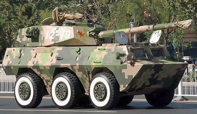 10 loại thiết giáp nguy hiểm nhất của Quân đội Trung Quốc - Ảnh 19.