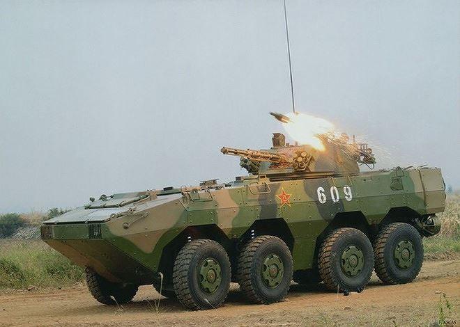 10 loại thiết giáp nguy hiểm nhất của Quân đội Trung Quốc - Ảnh 18.