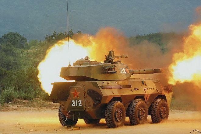 10 loại thiết giáp nguy hiểm nhất của Quân đội Trung Quốc - Ảnh 20.