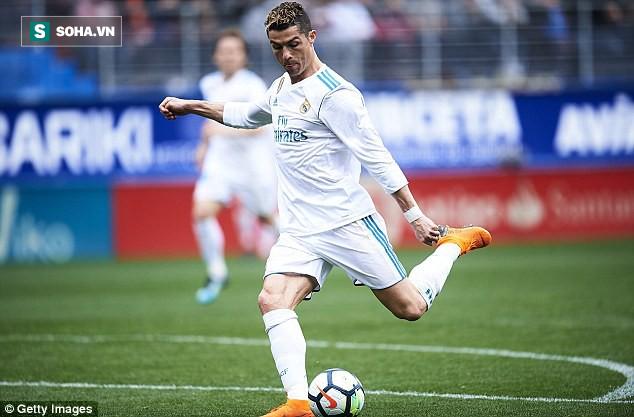 Ghi bàn siêu hạng, Ronaldo nhận sự tưởng thưởng có một không hai từ Real - Ảnh 1.