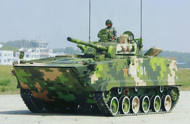 10 loại thiết giáp nguy hiểm nhất của Quân đội Trung Quốc - Ảnh 9.