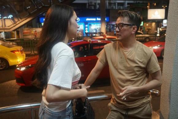 Đàm Vĩnh Hưng sang Thái thăm Hương Giang, chia sẻ cách ứng xử của cô sau khi làm Hoa hậu - Ảnh 2.