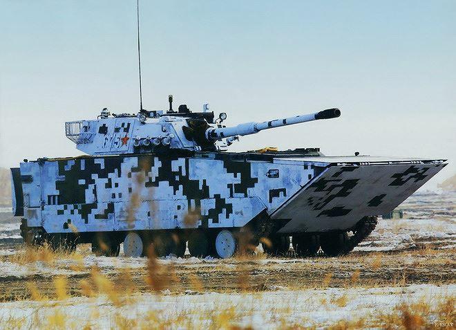 10 loại thiết giáp nguy hiểm nhất của Quân đội Trung Quốc - Ảnh 14.