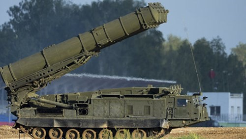 S-500 Prometheus - tương lai của hệ thống phòng thủ tên lửa Nga - ảnh 3
