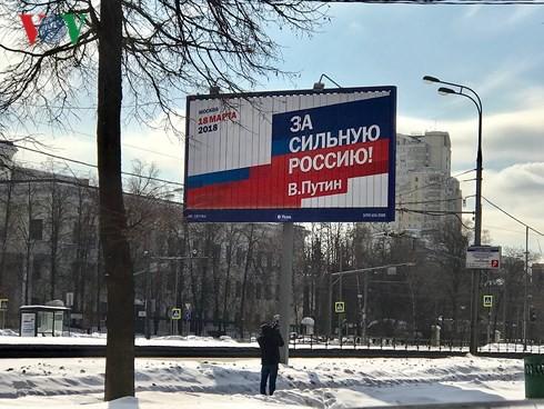 Người Việt tại Nga kỳ vọng gì về cuộc bầu cử Tổng thống Nga? - Ảnh 2.