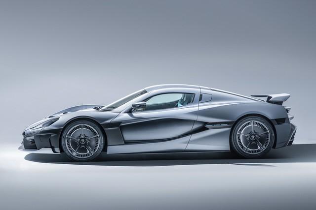Xe nhanh nhất thế giới Rimac C_Two: 2.000 mã lực, 0-100km/h trong 1,85 giây - Ảnh 4.