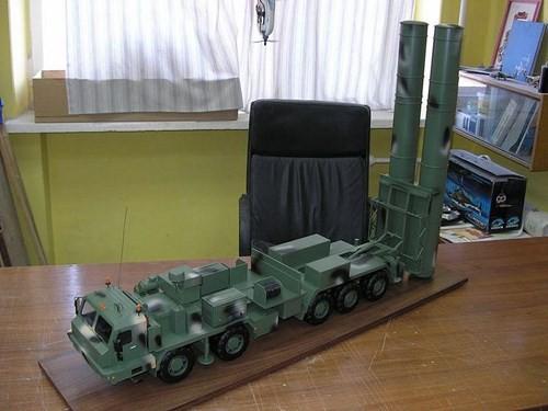 S-500 Prometheus - tương lai của hệ thống phòng thủ tên lửa Nga - ảnh 1